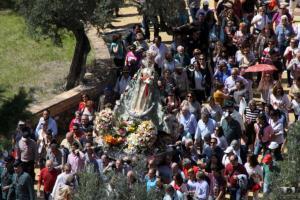 Romería.Virgen de la Fuensanta.(12-4-2016).12