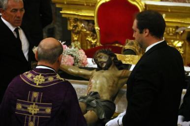 Descendimiento Stmo. Cristo del Amparo.(5-4-2017).019