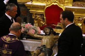 Descendimiento Stmo. Cristo del Amparo.(5-4-2017).020