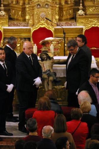 Descendimiento Stmo. Cristo del Amparo.(5-4-2017).030B3