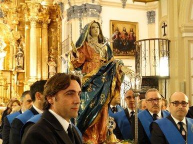 Vía Crucis.Cofradía.(16-2-2018).01