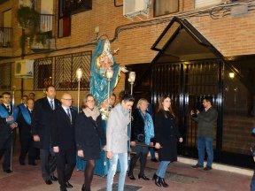 Vía Crucis.Cofradía.(16-2-2018).10