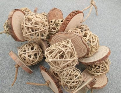 bird toy all natural