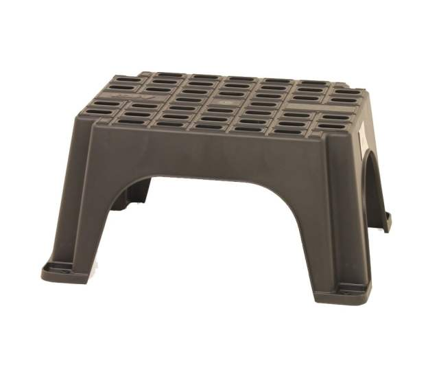 Parrs Heavy Duty Plastic Step Stool