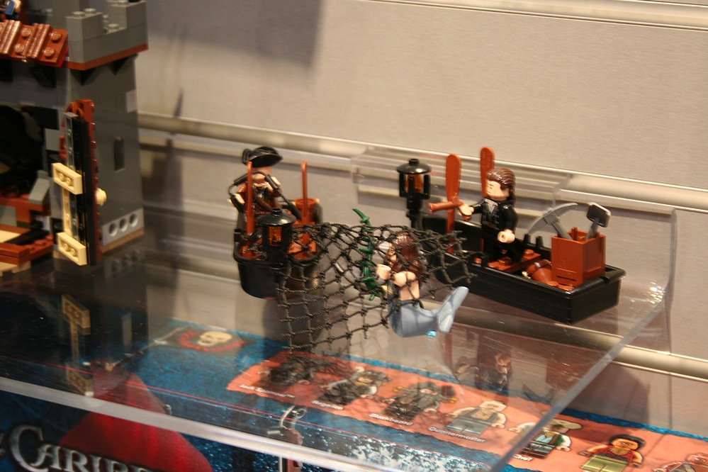 Toy Fair 2011 Coverage Lego Pirates Of The Caribbean