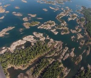 30,000 Islands near Parry Sound