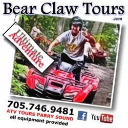 Bear Claw Tours Homepage