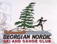 Georgian Nordic Ski Club logo
