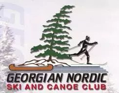 Georgian Nordic Ski Club logo