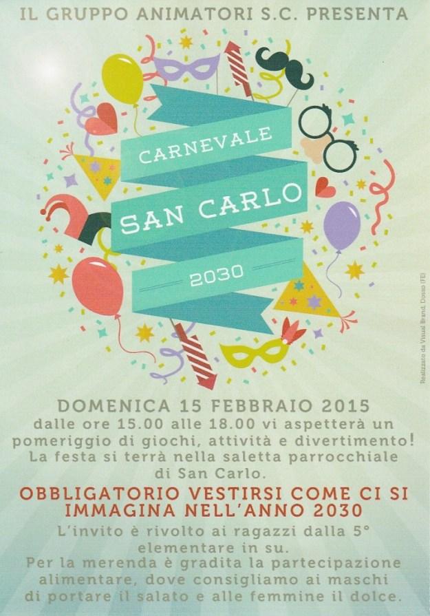 Carnevale San Carlo 2030