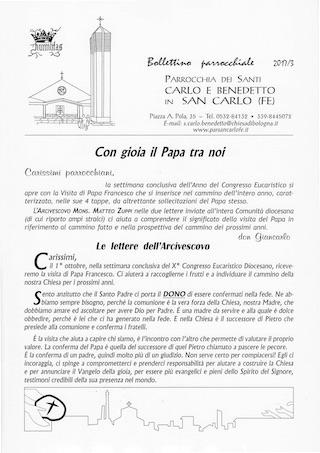 Bollettino Parrocchiale 2017/3