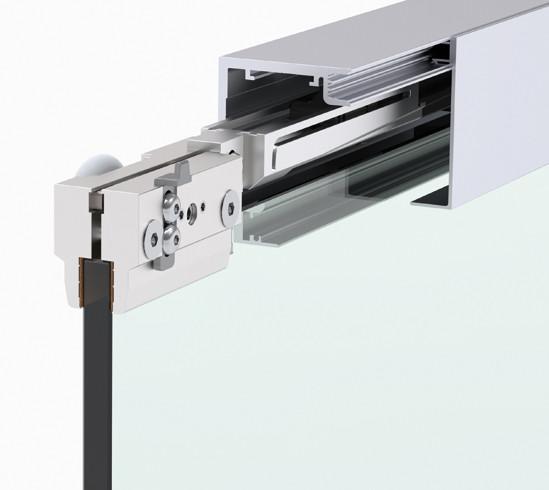 MasterTrack FT Internal sliding door track system