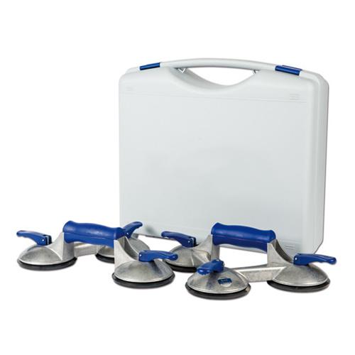 Veribor® blue line Suction Lifter Set - Triple