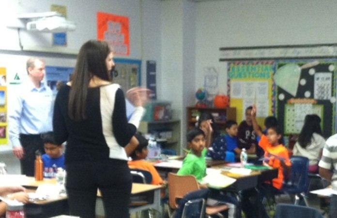 Mrs.-DeZao's-5th-Grade-Class
