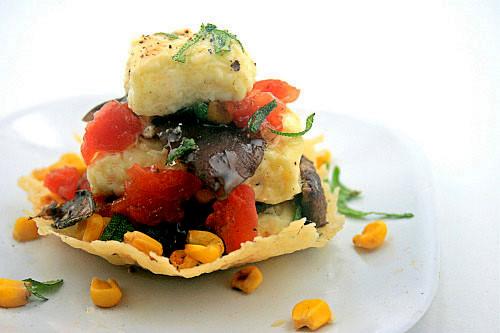 Homemade Ricotta Gnocchi or Gnudi from the Zuni Cafe Cookbook