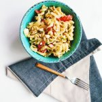 roasted fennel pasta salad
