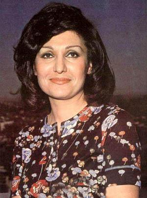 TV host Delaram Keshmiri