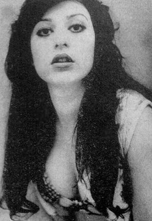 Actress Mastaneh Jazayeri