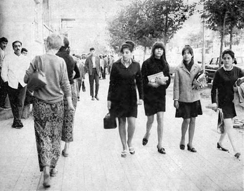 Tehran - 1960s