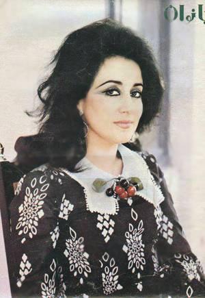 Singer Homayra