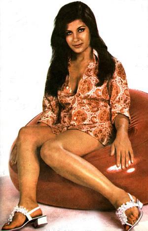 Actress Lili