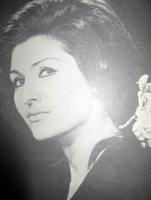 TV host Delaram Keshmiri