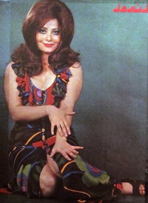 Actress Maloosak