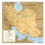Iran Maps Charts