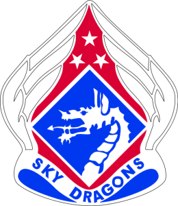 XVIII Airborne Corps - Sky Dragons