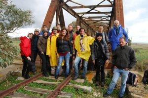 Escursione Foce fiume Belice