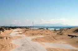 Spiaggia Tre Fontane