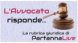 L'avvocato risponde - PartannaLive