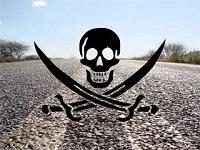 pirata della strada