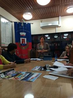 conferenza stampa presentazione programma
