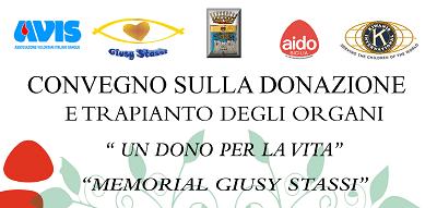 convegno donazione organi partanna