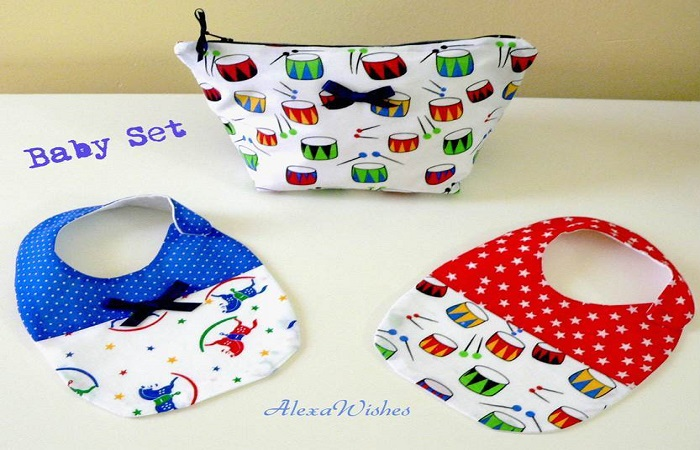 AlexaWishes Baby Set Carosello