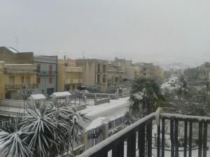 Neve a Gibellina-Annalisa_Pedone