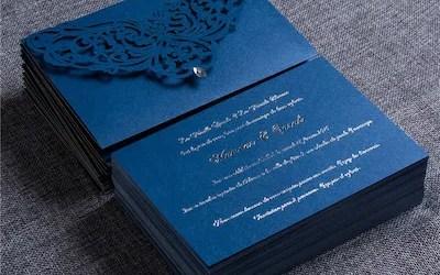 Matrimonio Sotto le Stelle e Partecipazioni Matrimonio Laser personalizzate