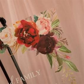 Cartelli Plexiglass tableau de mariage YK018_5