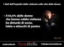 Campagna di sensibilizzazione contro la violenza verso le donne 6