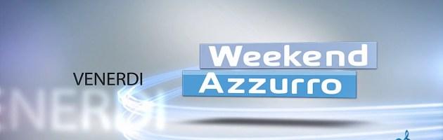 SPOT WEEKEND AZZURRO IN DIRETTA VENERDI 19 OTTOBRE 2018