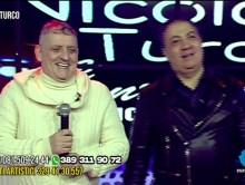 NICOLA TURCO  A PARTENOPE TV 18/01/21