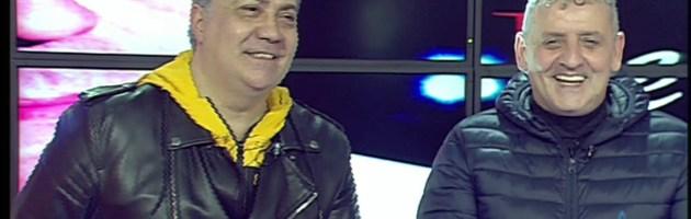 NICOLA TURCO PARTENOPE TV 29 GENNAIO 2021