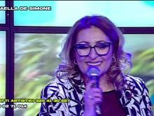"""RAFFAELLA DE SIOME IN """"LA FORZA DELLA VOCE""""-CONDUCE ANTONIO D'ADDIO"""
