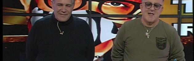 TOMMY RICCIO a PARTENOPE TV 19 MARZO