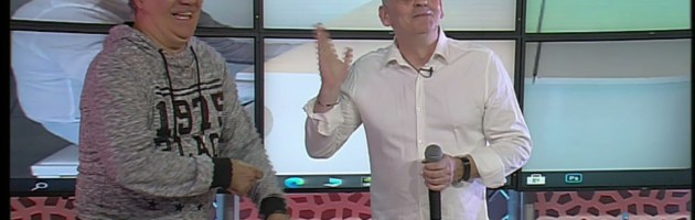 NICOLA TURCO A PARTENOPE TV 28 SETTEMBRE 2021