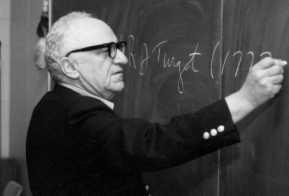Murray Rothbard nous parle