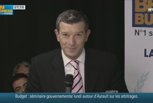 Lettre à Nicolas Doze au sujet de la Grèce et du défaut souverain en Europe.
