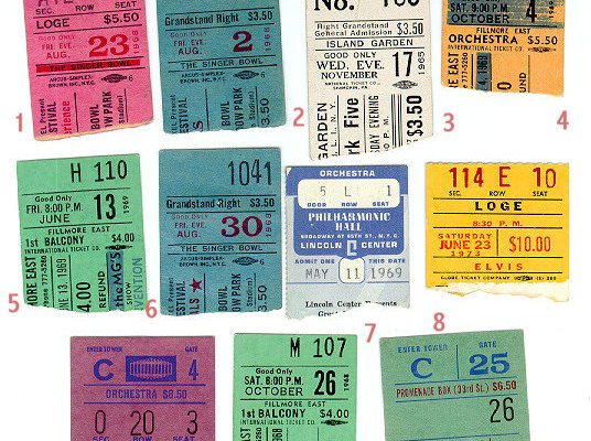 La revente de tickets de spectacle: une priorité en temps de crise?