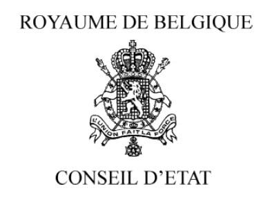 Covid-19 : Communiqué de presse – Recours au Conseil d'Etat – A.R. 17/03 et 23/03 – Belgique